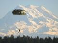 Fallschirm Extremsport-Welt