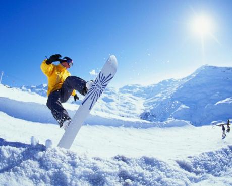 Extremsport-Welt Snowboard