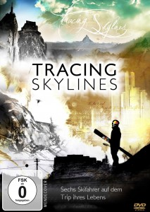 Cover der DVD Tracing Skylines in Extremsport Filme